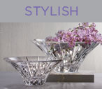 Stylish Glass Bowls