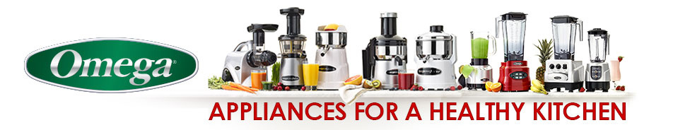 Omega Appliances for a Healthy Kitchen