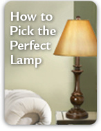 How to Pick the Perfect Lamp