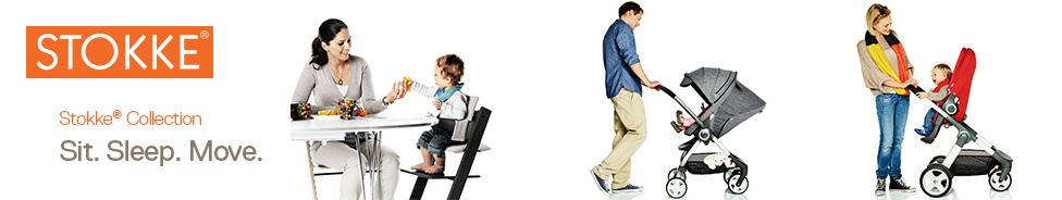 Stokke: Sit. Sleep. Move.