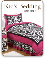 Kid's Bedding Shop Now