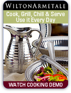 Cook, Grill, Chill and Serve, Use It Everyday