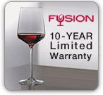 Fusion 10-Year Limited Warranty