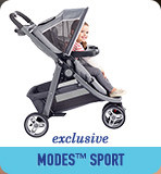 Graco Exclusive - Modes Sport