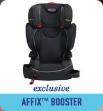 Graco Exclusive - Affix Booster