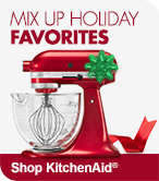 Mix Up Holiday Favorites Shop KitchenAid