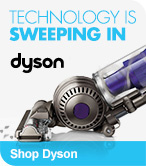 Technology is Sweeping In Dyson Shop Dyson