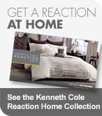 See the Kenneth Cole Reaction Home Collection