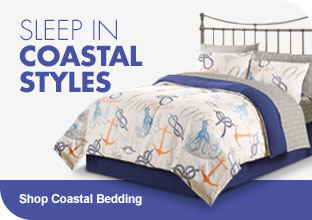 Shop Coastal Bedding