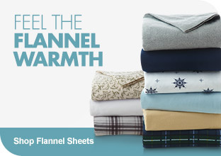 Shop Flannel Sheets