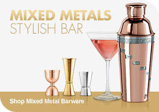 Shop Mixed Metal Barware