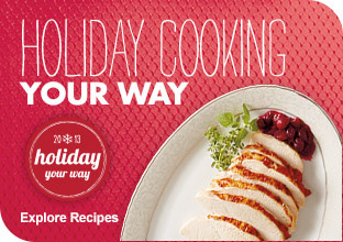 Holiday Cooking Your Way
