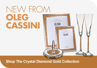 Shop The Crystal Diamond Gold Collection