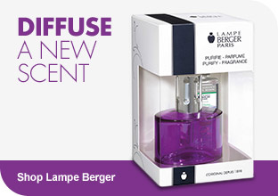 Diffuse A New Scent - Shop Lampe Berger