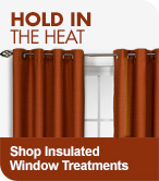 Shop Insulated Window Treatments