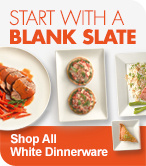 Shop All White Dinnerware