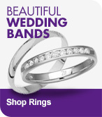 Beautiful Wedding Bands Shop Rings