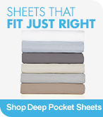 Shop Deep Pocket Sheets