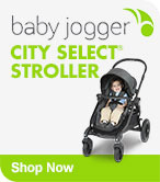 Baby Jogger City Select Shop Now