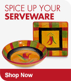 Spice Up Your Serveware Shop Now
