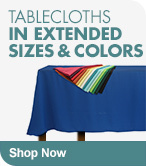 Shop TableCloths Now