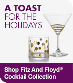 Shop Fitz And Floyd Cocktail Collection