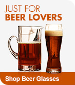 Shop Beer Glasses