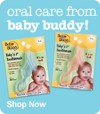 Shop Oral Care from Baby Buddy