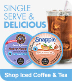 Shop Iced Coffee and Tea