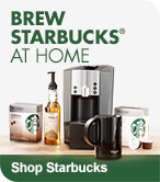 Shop Starbucks