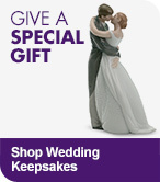 Shop Wedding Keepsakes