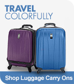 Shop Luggage Carry Ons