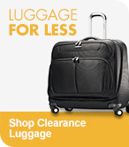 Shop Clearance Luggage