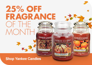 Shop Yankee Candles