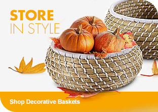 Shop Decorative Baskets