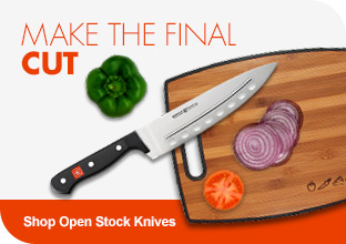 Shop Open Stock Knives