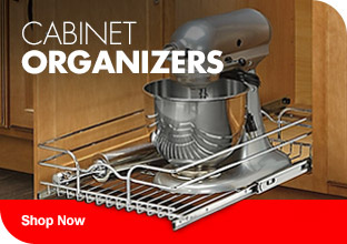 Cabinet Organizers - Shop Now