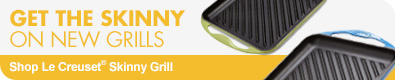 Shop Le Creuset Skinny Grill