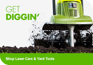Shop Lawn Care & Yard Tools