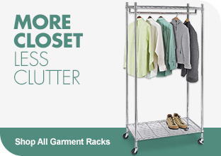 Shop All Garment Racks