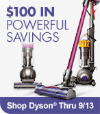 Shop Dyson Special Offer