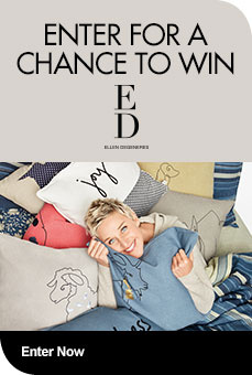 ED Ellen DeGeneres - Enter For A Chance To Win