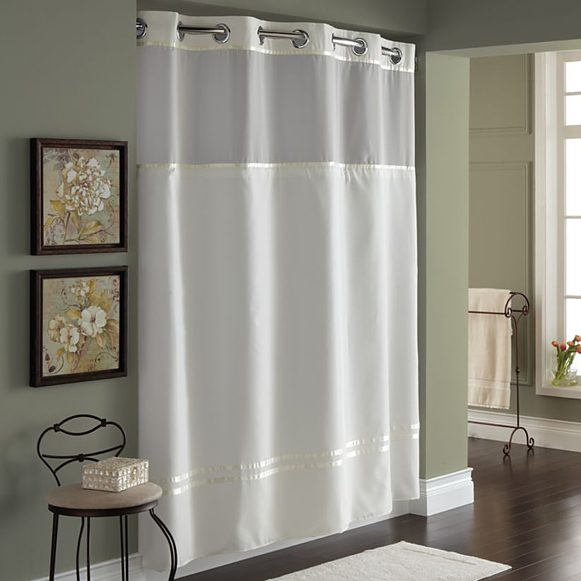 Buying Guide to Shower Curtains - www.BedBathandBeyond.com