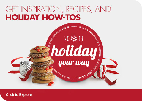Click to Explore Holiday Our Way