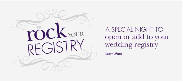 Wedding gift registry find and create registry bed for Best stores for wedding registry