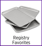 Wilton Registry Favorites