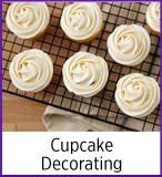 Wilton Cupcake Decorating