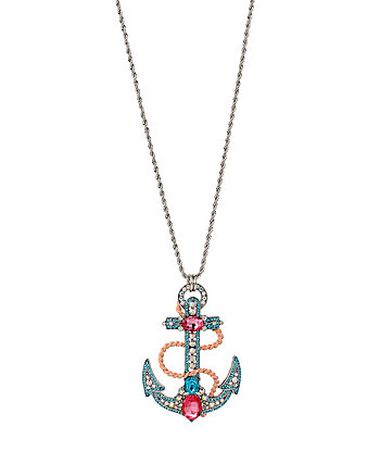 ANCHORS AWAY LARGE PENDANT
