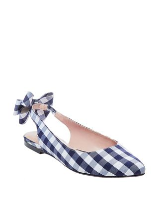ANN BLUE GINGHAM