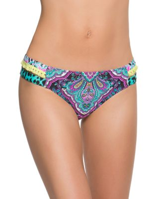ARABIAN NIGHTS CHEEKY HIPSTER BOTTOM MULTI